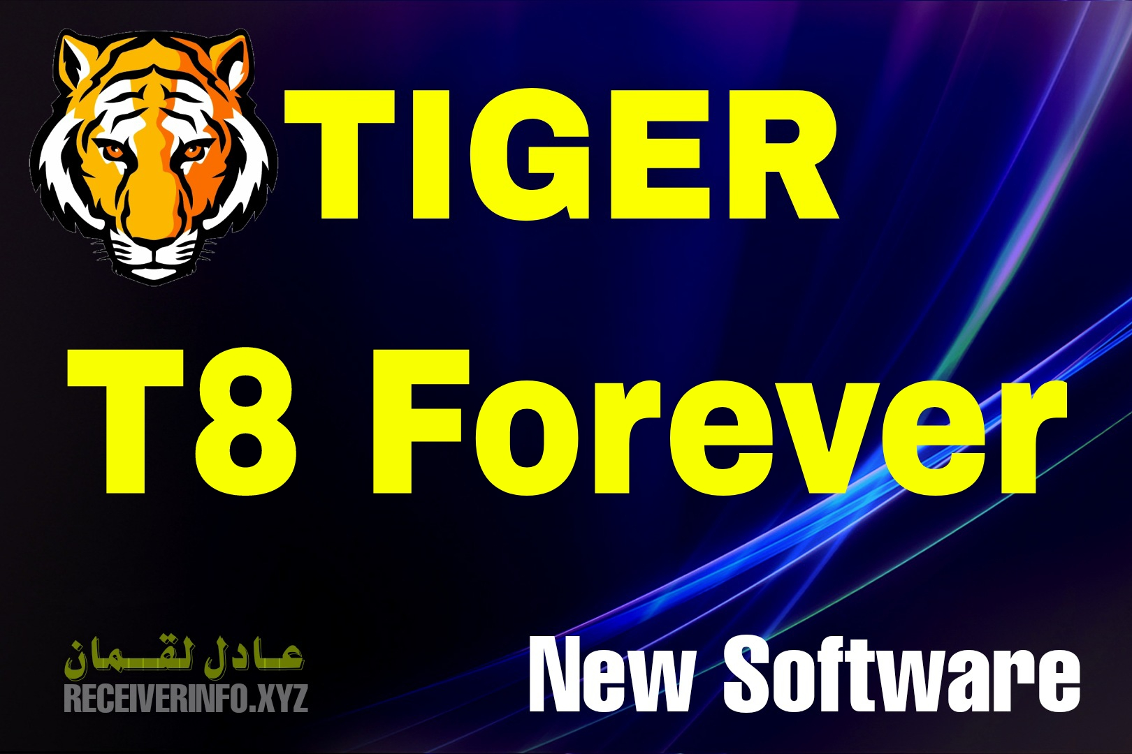 Tiger T8 Forever HD Receiver New Software Update Download