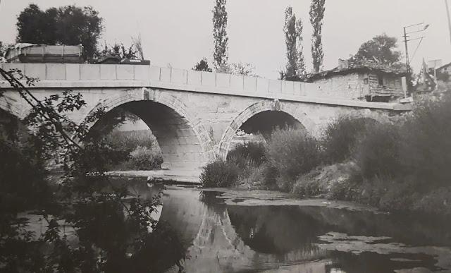 Aizanoi Antik Kenti köprü
