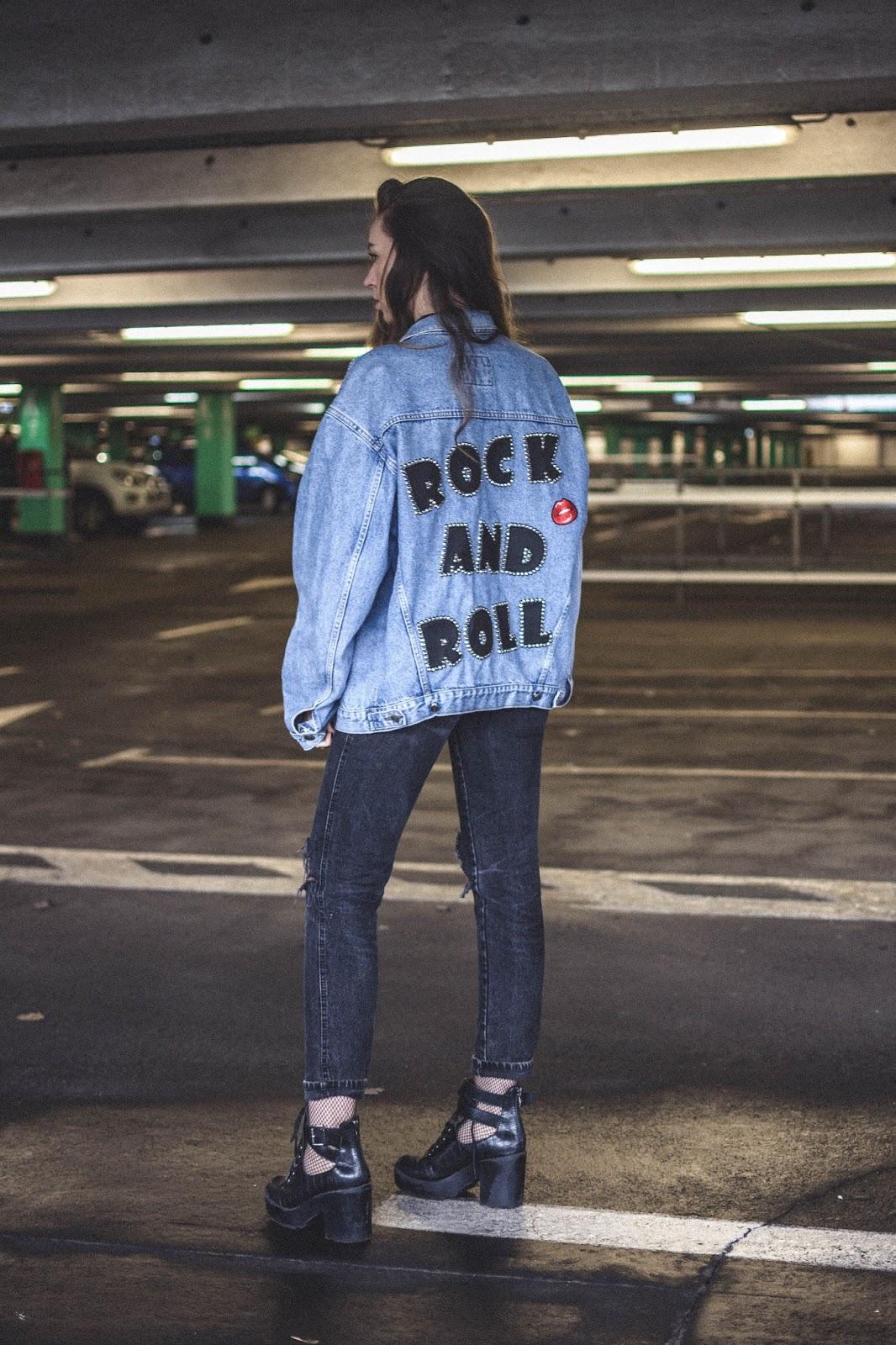 rock jacket