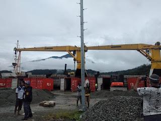 Sinerji KSOP Jayapura Bersama Pemda dan Masyarakat Adat Tingkatkan Muatan Balik Tol Laut Jalur T - 19