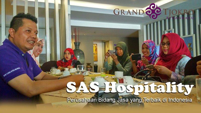 Kehangatan Spiritual Indonesia di Grand Tjokro Hotel