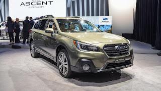 2019 Subaru Outback: Critique, Prix, Rumeurs, Date de Sortie
