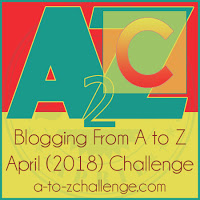 #AtoZChallenge 2018 Operation Awesome C is for Camp NaNo