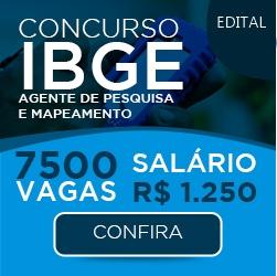 edital ibge 2018-2019