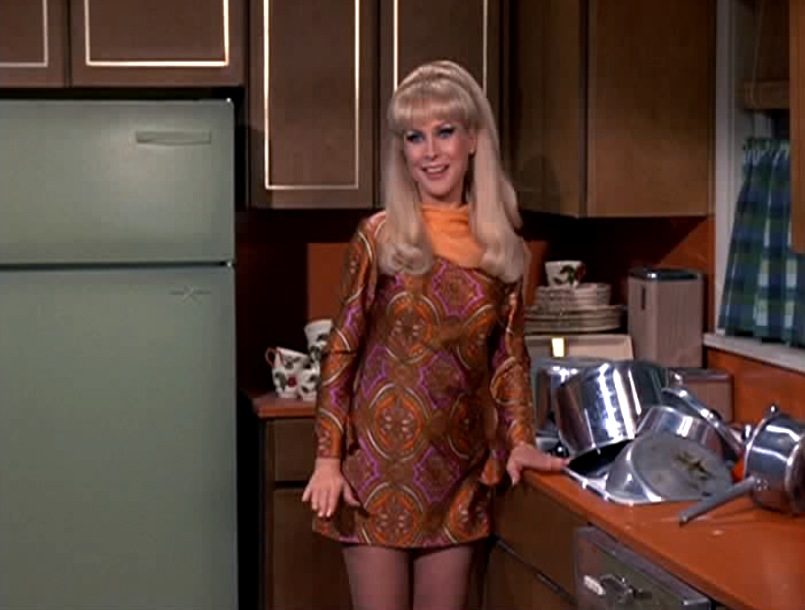 Barbara eden mini skirt — photo 15