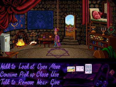 Videojuego Simon the Sorcerer