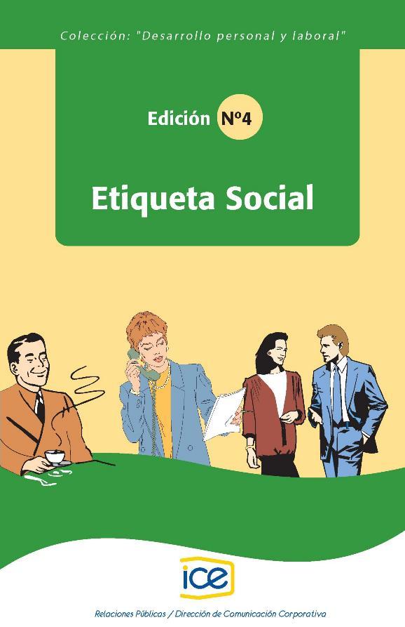 Etiqueta Social – Desarrollo personal y laboral