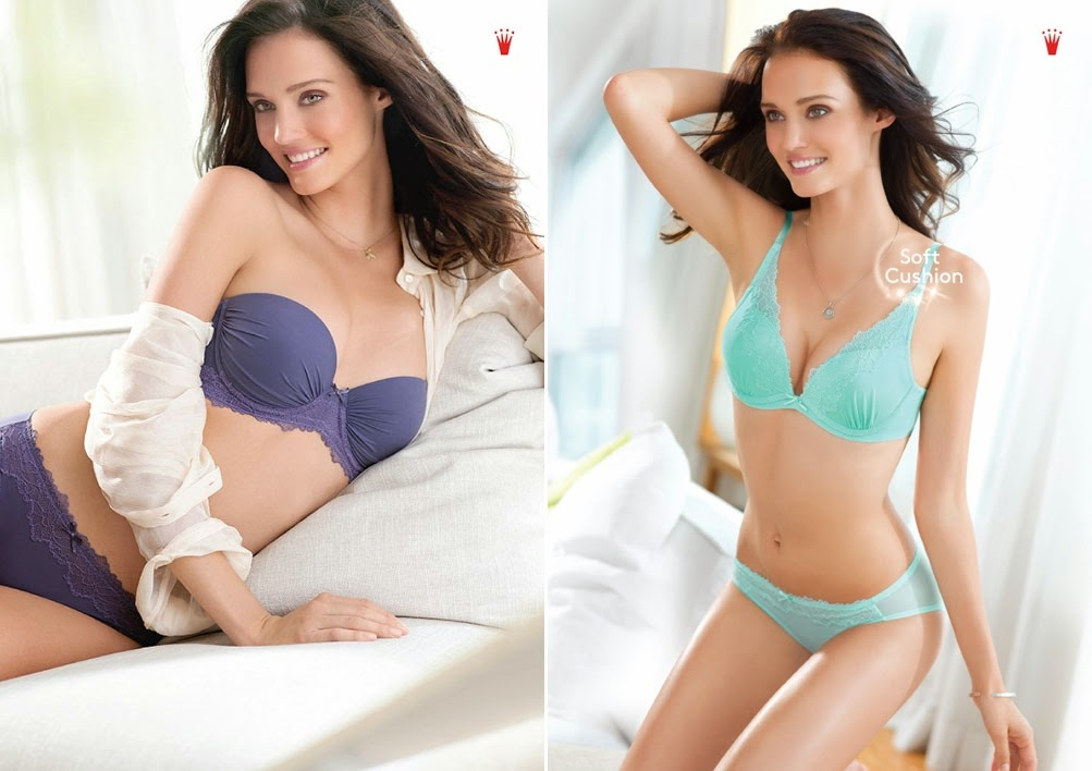 Triumph Magic Wire Bra, Triumph Aqua Enhancer, Triumph Soft Cushion, Triumph Cleavage On Demand, Triumph Malaysia, Triumph International, Triumph Bra, Triumph Lingerie, Absolute Comfort, Magic Wire, Triumph