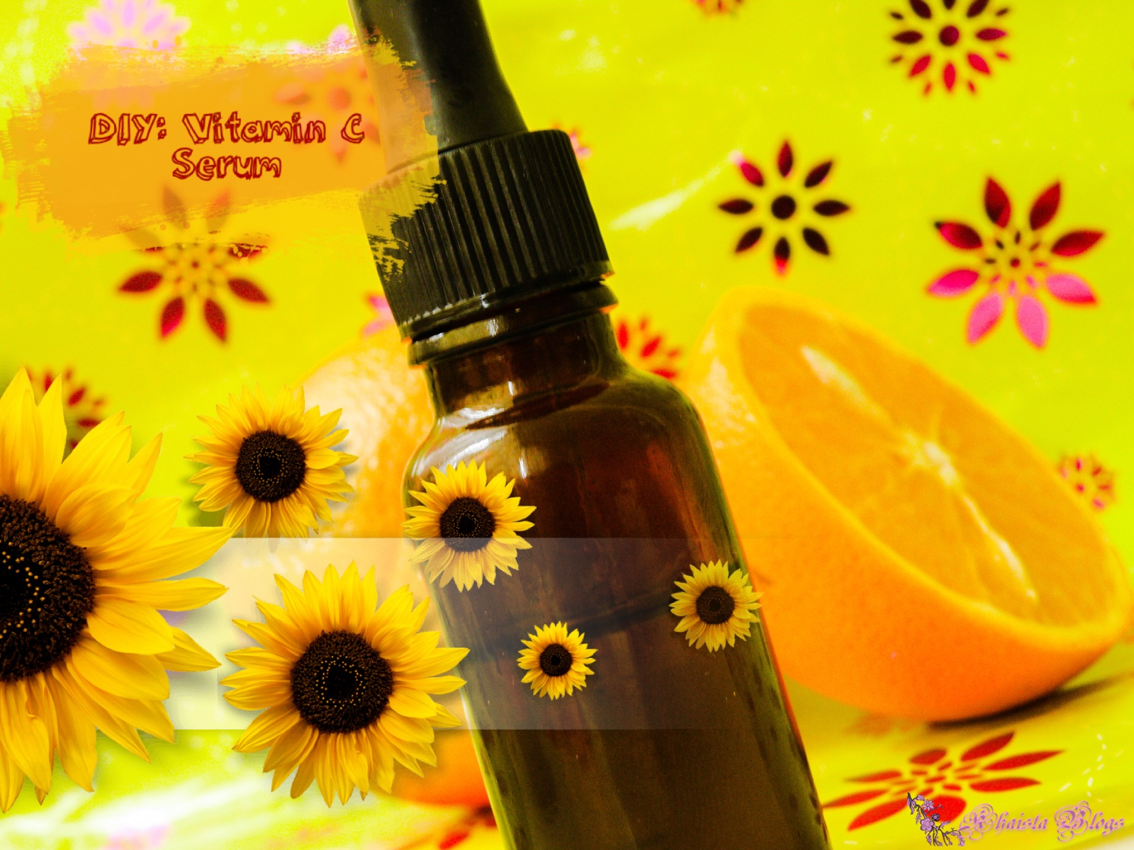 Khaista Blogs Diy Vitamin C Serum
