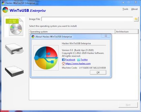 WinToUSB 5.5 All Edition Full Version Terbaru