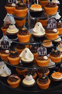 halloween muffin
