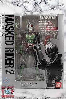 S.H. Figuarts Kamen Rider 2 (THE FIRST Ver.) Box 01