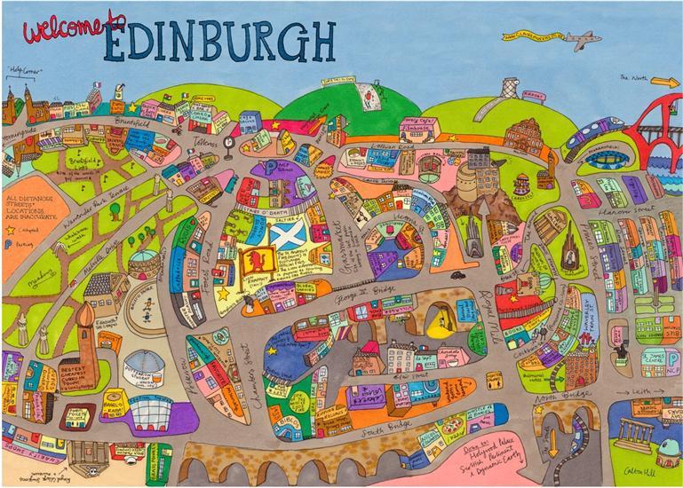 7 Things To Do In Edinburgh