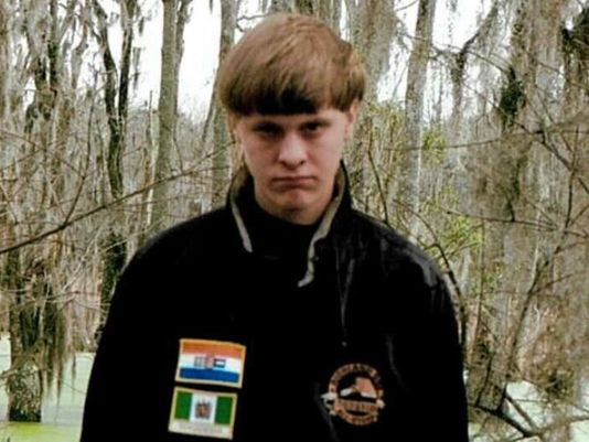 Hatetrackers Online Dylann Roof S Prison Penpal Arrested