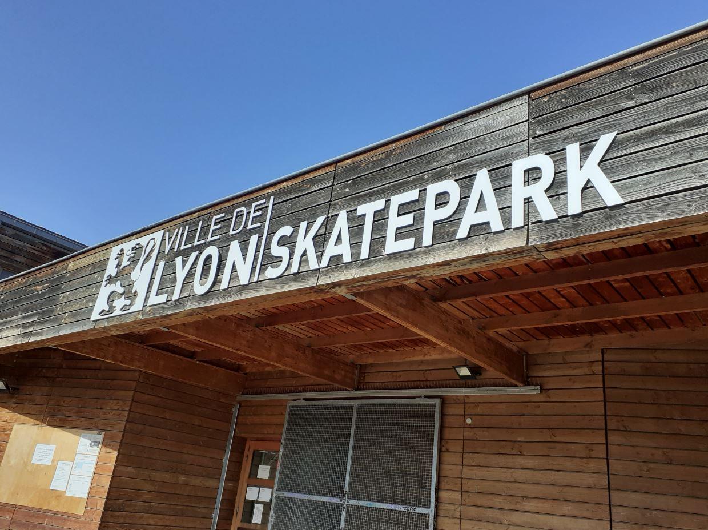 skatepark lyon 7 gerland