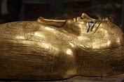 Mesir Pamerkan Sejumlah Peti Mati Berusia 2.500 Tahun