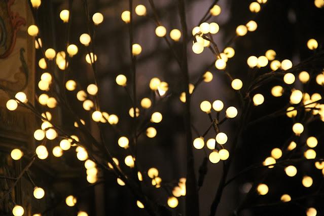 Arbol luminoso