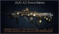 AUG A3 Snowflakes