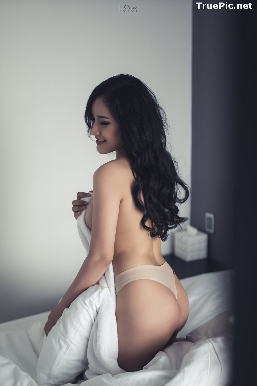 Image Vietnamese Beauties With Lingerie and Bikini – Photo by Le Blanc Studio #12 - TruePic.net - Picture-7