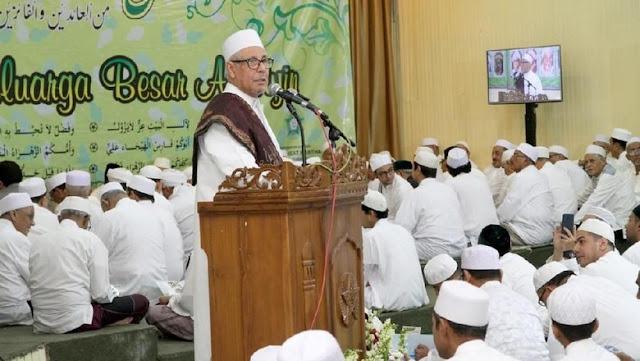 Rabithah Alawiyah: Ciri Habib Memiliki Adab, Sopan Santun, Dasar Keilmuan dan Mengajak Kebaikan