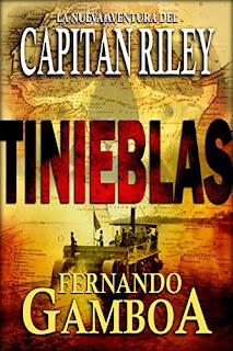 """""""Tinieblas"""" de Fernando Gamboa"""