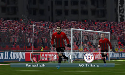 PES 6 GREEK Revolution Patch AIO Season 2017/2018