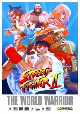 Street Fighter 2: The World Warrior - Arcade/Super Nintendo/Mega-Drive