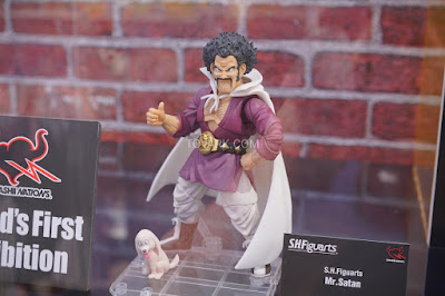 S.H.Figuarts Mr. Satan de Dragon Ball Z