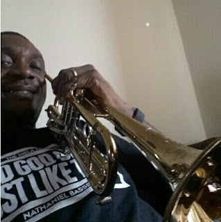 Nathaniel Bassey and his gifted trumpet