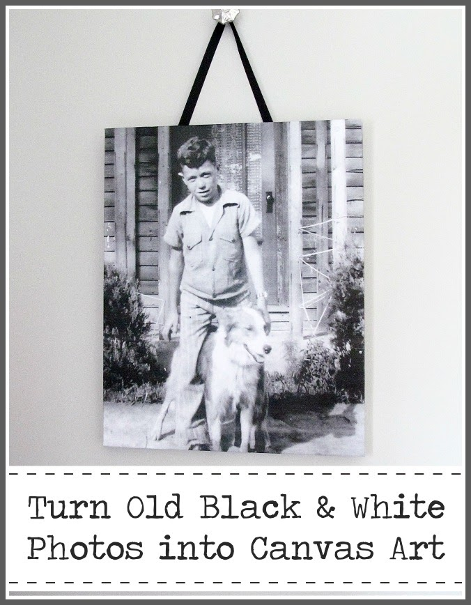 HYMNS & VERSES | TURN OLD BLACK AND WHITE PHOTOS INTO ART