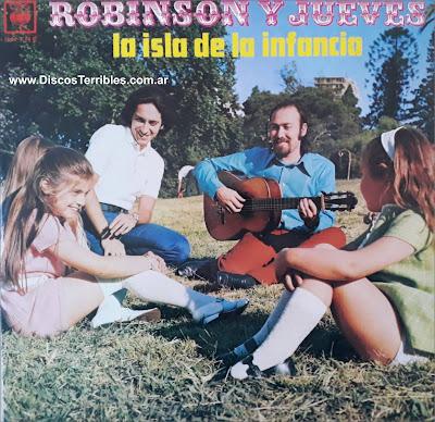 Robinson y Jueves