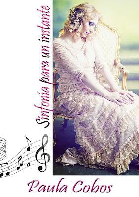 Portada Cuaderno Sinfonia para un instante de Paula Cobos publicado en Sevilla