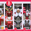 SG50 Mecha Build - Remembering our past, building our future