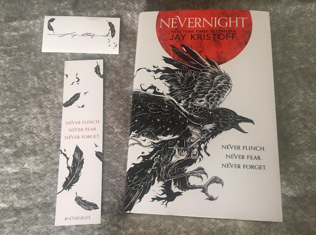 nevernight august illumicrate