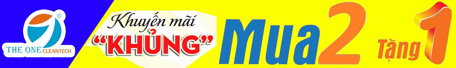 hoa-chat-giat-la-cong-nghiep-the-one-khuyen-mai-mua-2-tang-1