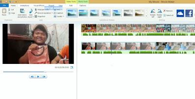Membuat, Video, Dengan, Suara, Vocal, Damayanti, Balabolka, Movie Maker, buat, windows, tutorial, download,