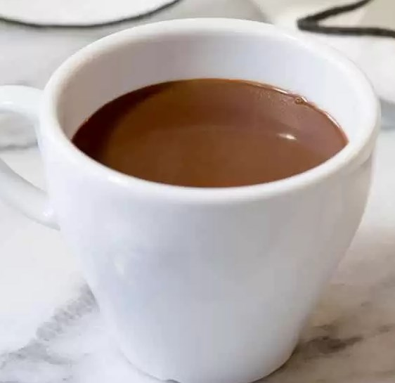 Luxurious French Hot Chocolate Recipe (Drinking Chocolate) #drinks #hotdrinks