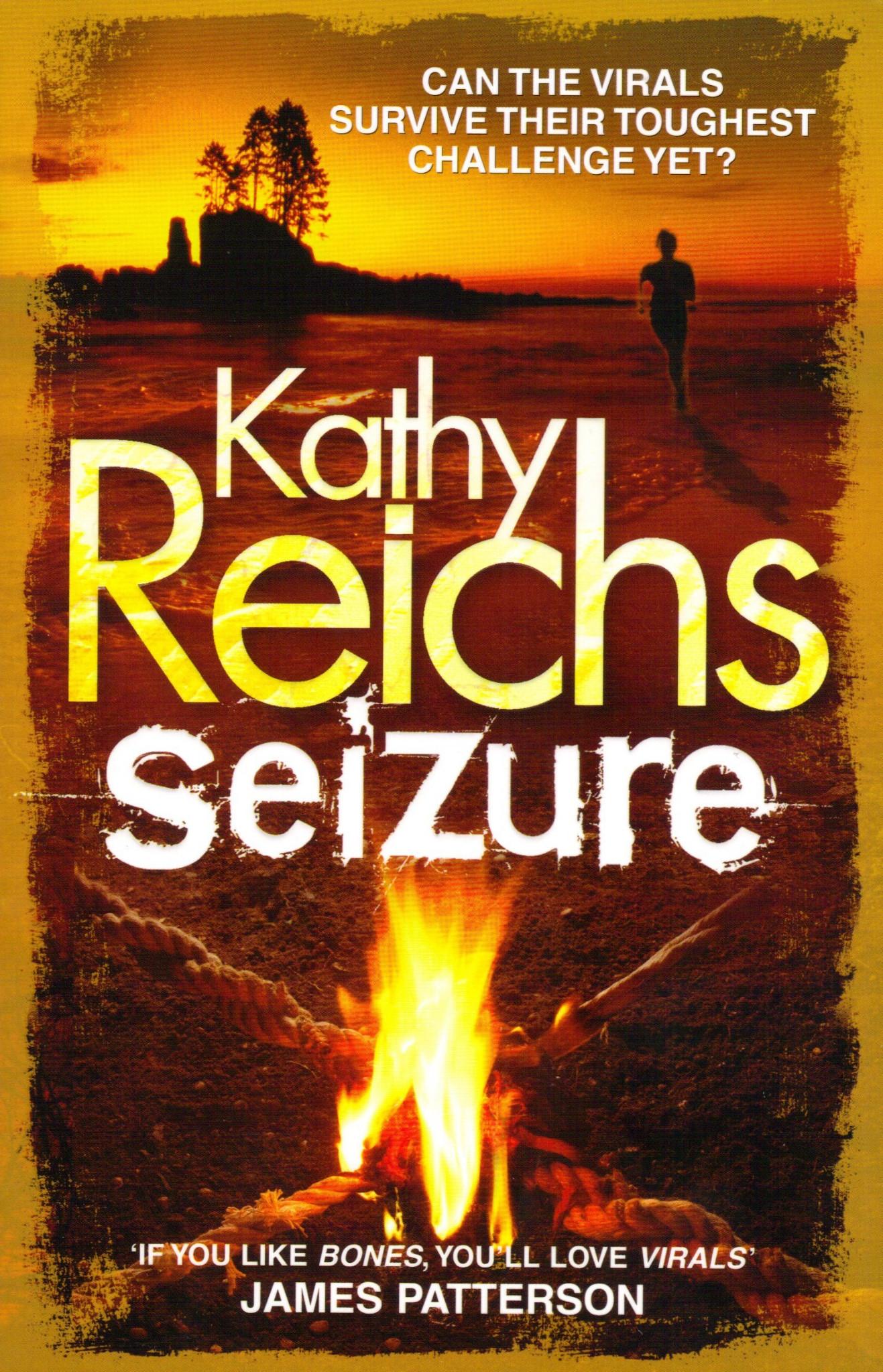 SEIZURE paperback