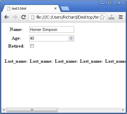 Troubleshooting JSON UI Generation: nested properties