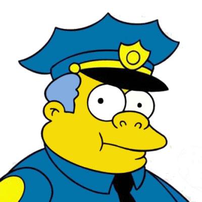 Los Simpson Personaje Clancy Wiggum