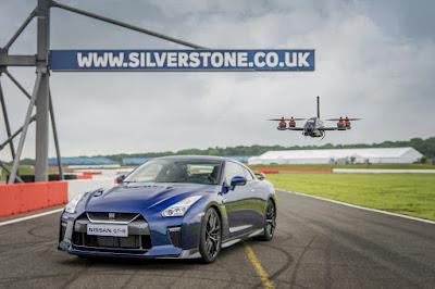 Η Nissan δημιούργησε το GT-R drone