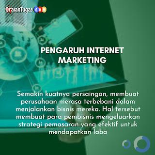 Pengaruh Internet Marketing
