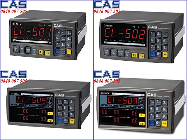 Loadcell-Cas-CI-500A Series