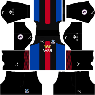 Crystal Palace 2021 Dream League Soccer 2019 fts kits and logo url,Crystal Palace dls fts dream league soccer new kits logo url,dls fts logo 2021, premier league england dls 2019 kits Crystal Palace