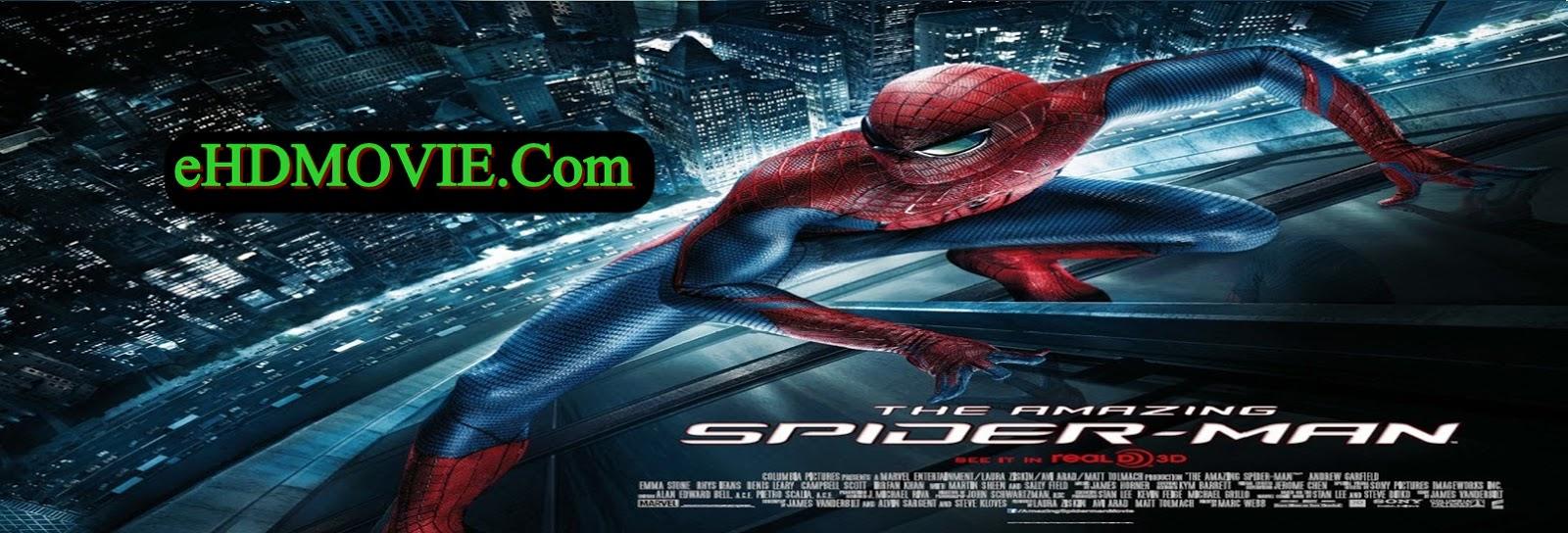 The Amazing Spider-Man 2012 Full Movie Dual Audio [Hindi – English] 1080p - 720p - 480p ORG BRRip 350MB - 1.2GB - 2.2GB ESubs Free Download