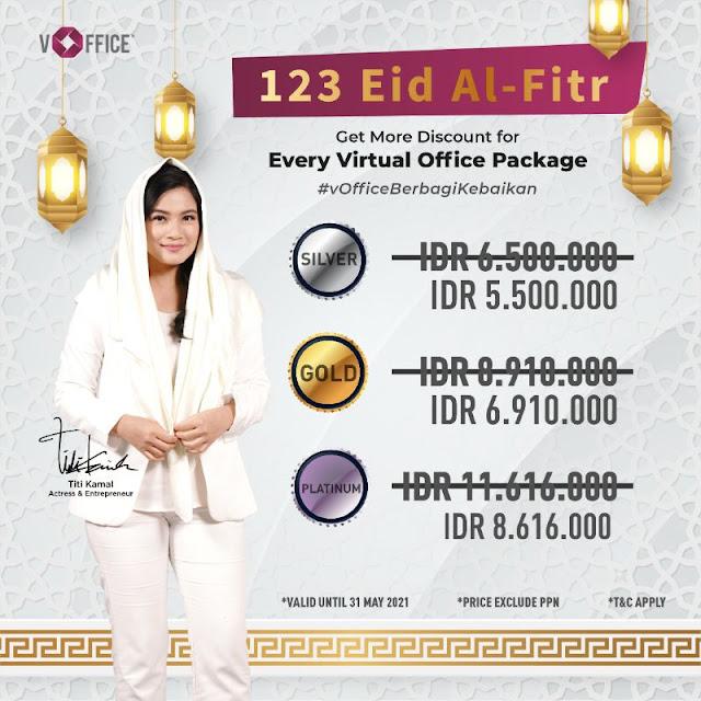 virtual office kuningan