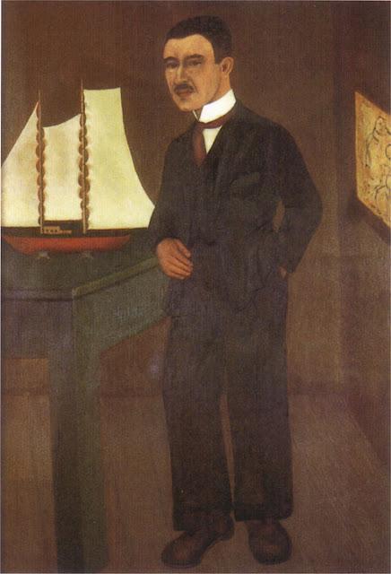 Фрида Кало - Портрет Доктора Лео Элоессер. 1931