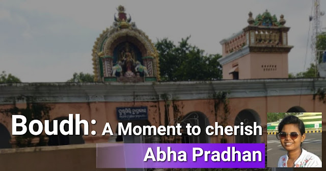 Boudh: A Moment to cherish