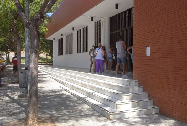 Centro de Servicios Sociales Palma Palmilla