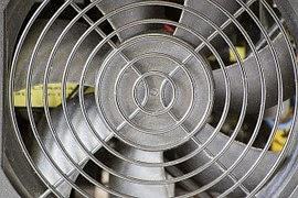 menyejukkan ruangan dengan exhaust fan